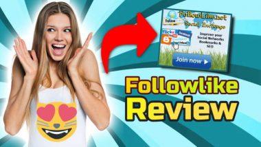 Followlike review