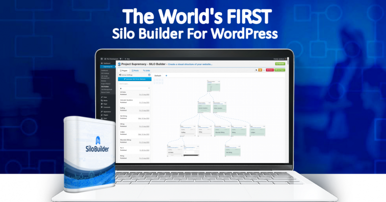 Wordpress Silo Builder Plugin